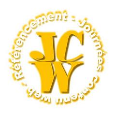 Logo journée du contenu web - référencement